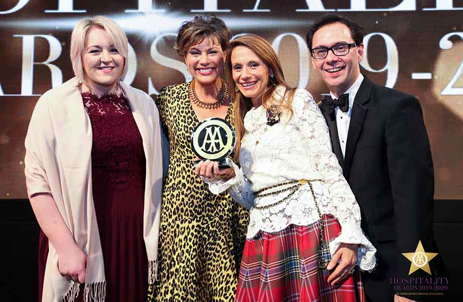 AA Award Pub of The Year