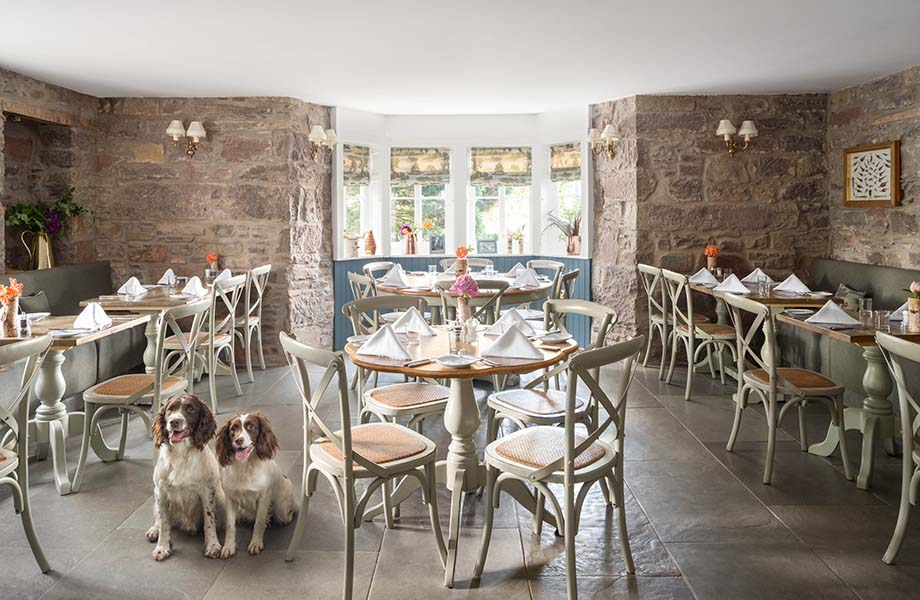 Country Hotel Restaurant Perthshire