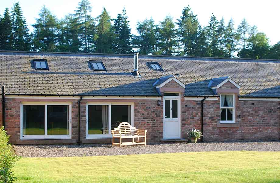 Perfect Holiday Cottage for a couple in Perthshire